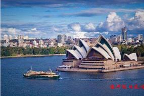 澳大利亚 双城7日慢游